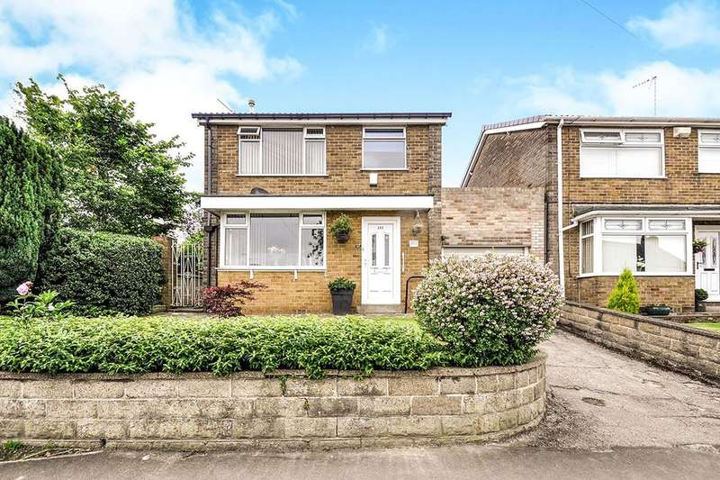 4 Bedrooms Detached House for sale in The Wheel, Ecclesfield, Sheffield, S35