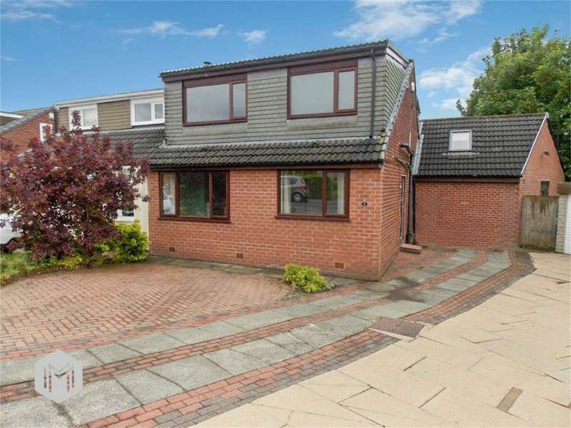 4 Bedrooms Semi Detached House for sale in Heaton Avenue, Little Lever, Bolton, Lancashire