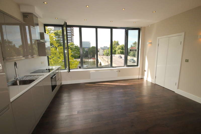 1 Bedroom Apartment Flat for sale in Flat 14 Swan House, The Embankment, Bedford, MK40