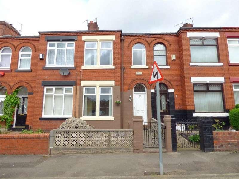 2 Bedrooms Terraced House for sale in Denton Lane, Chadderton, Oldham, OL9