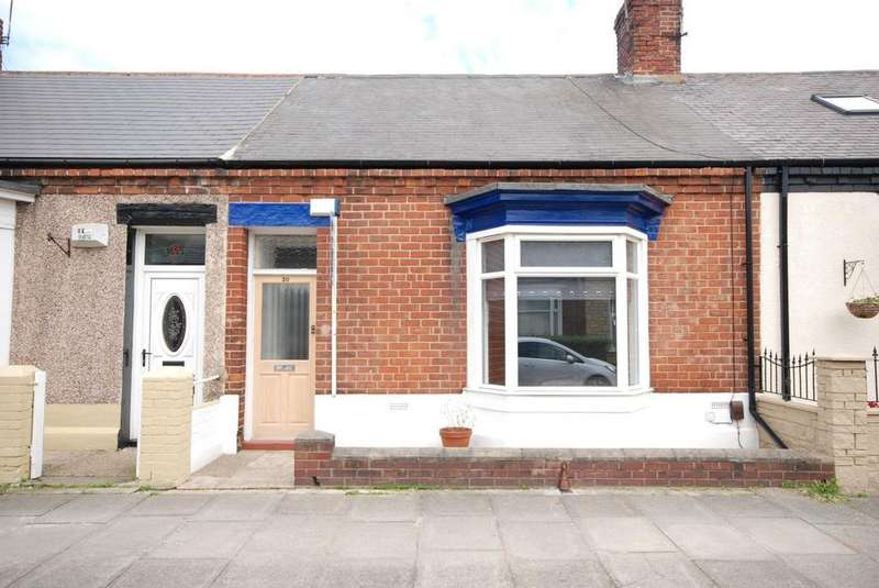 2 Bedrooms Cottage House for sale in Hartington Street, Roker