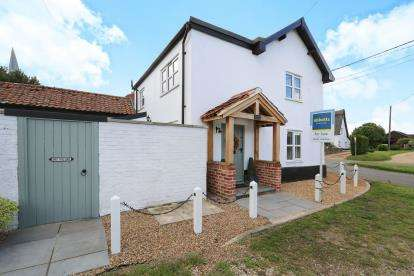 3 Bedrooms End Of Terrace House for sale in Great Ellingham, Attleborough