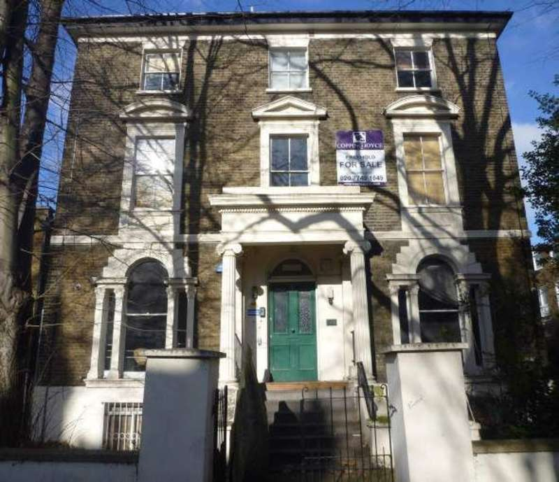 6 Bedrooms Commercial Property for sale in Grosvenor Avenue, N5 2NY