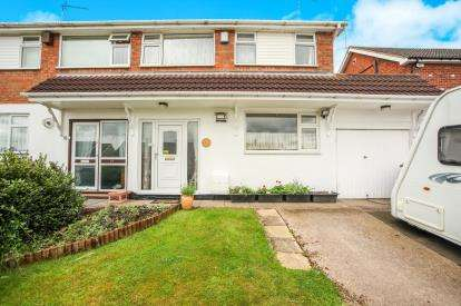 3 Bedrooms Semi Detached House for sale in Norton Road, Coleshill, Birmingham, Warwickshire