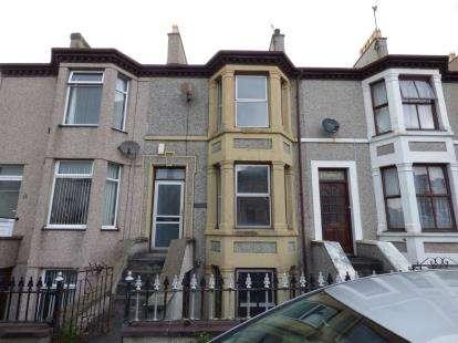 4 Bedrooms Terraced House for sale in Clarke Terrace, Caernarfon, Gwynedd, LL55