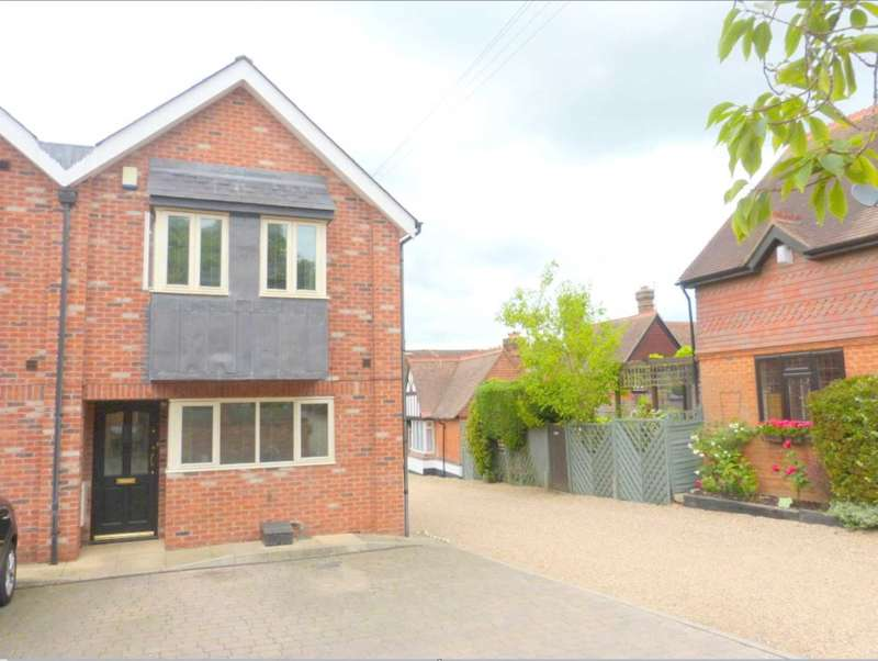 3 Bedrooms End Of Terrace House for sale in Forge Place, Elstree