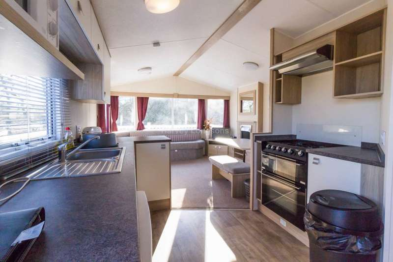 3 Bedrooms Mobile Home for sale in Millom, Cumbria