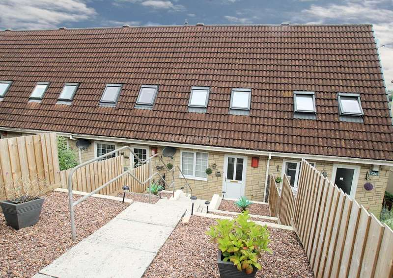 4 Bedrooms Terraced House for sale in Austin Crescent, Eggbuckland, PL6 5QT