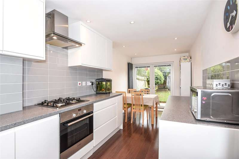 3 Bedrooms Terraced House for sale in Brickett Close, Ruislip, Middlesex, HA4