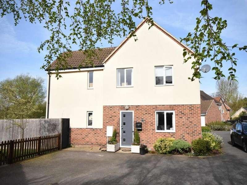 4 Bedrooms Detached House for sale in Brocks Mead, Great Easton, Dunmow, Essex, CM6