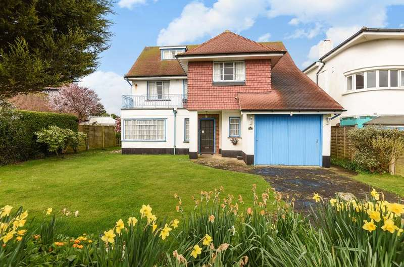 6 Bedrooms Detached House for sale in Southdean Drive, Middleton On Sea, Bognor Regis, PO22