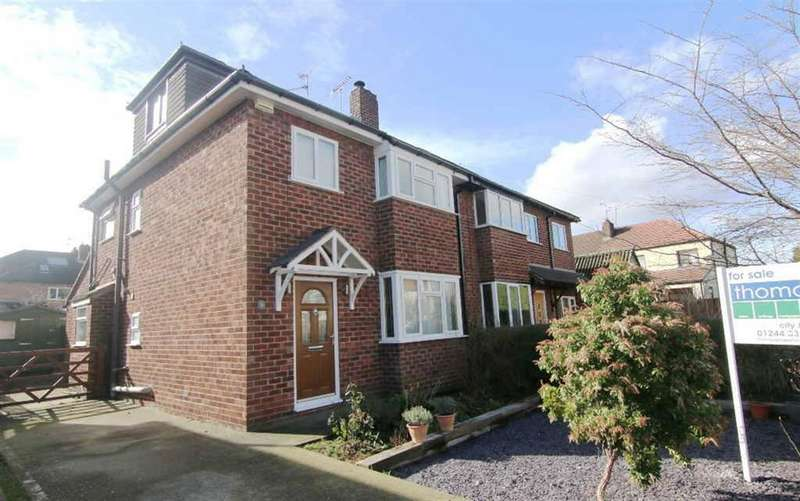 4 Bedrooms Semi Detached House for sale in Greystones Road, Great Boughton