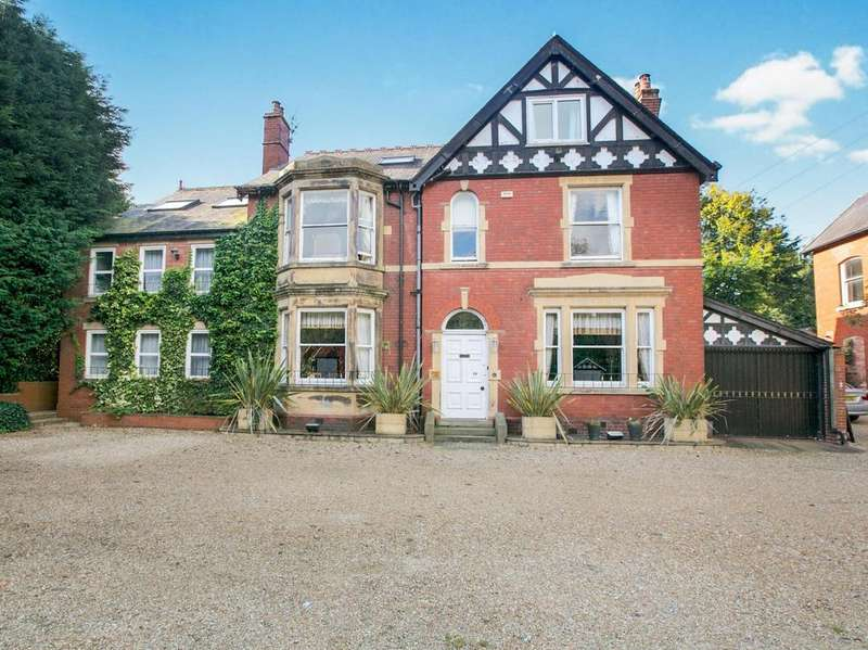 11 Bedrooms Detached House for sale in Chester Road, Middlewich