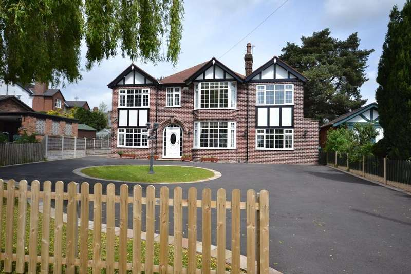6 Bedrooms Detached House for sale in Moss Road, Alderley Edge