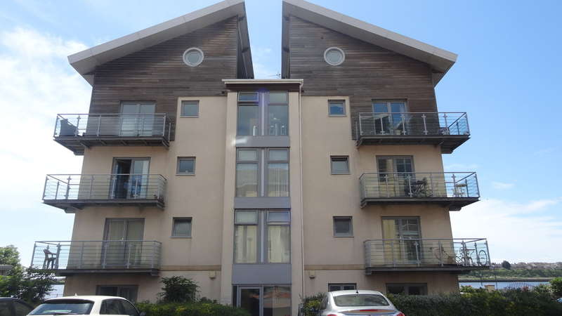 1 Bedroom Apartment Flat for sale in Amorella House, Barry