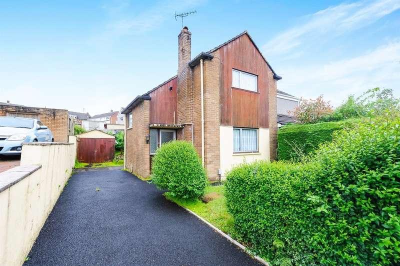 2 Bedrooms Semi Detached House for sale in Wyngarth, Winch Wen, Swansea