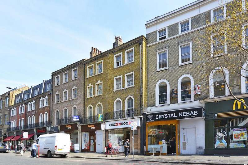 3 Bedrooms Flat for sale in York Way, Kings Cross, London