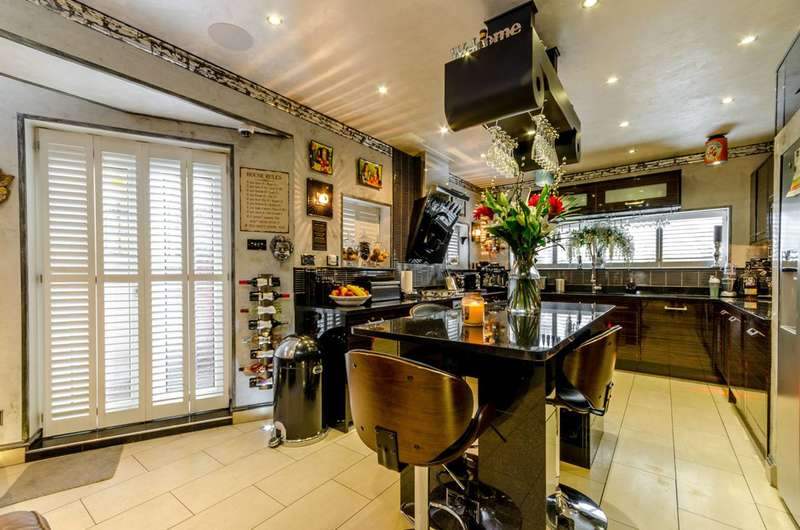 5 Bedrooms House for sale in Russell Road, Wimbledon, SW19