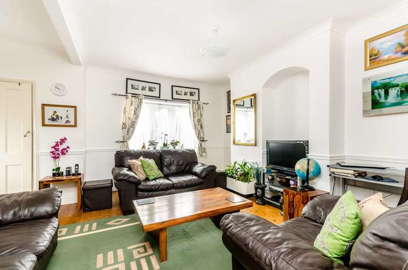 2 Bedrooms End Of Terrace House for sale in Roundtable Road, Bromley, BR1