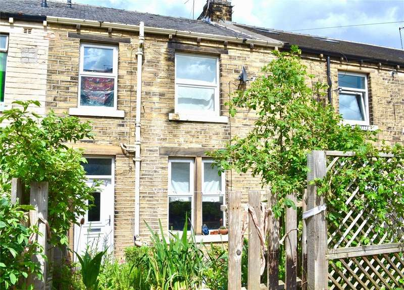 2 Bedrooms Terraced House for sale in Norwood Road, Birkby, HUDDERSFIELD, West Yorkshire, HD2