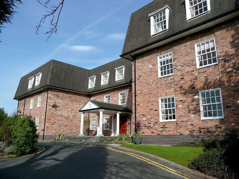 2 Bedrooms Apartment Flat for sale in Sandringham Court, Cavendish Mews, Wilmslow