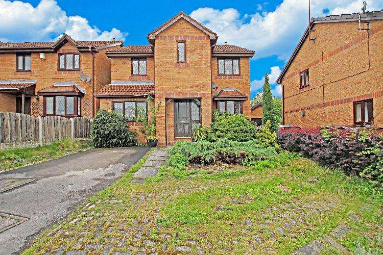 4 Bedrooms Detached House for sale in Skipton Road Sheffield South Yorkshire