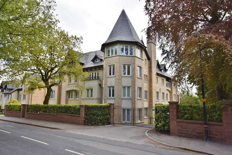 4 Bedrooms Apartment Flat for sale in South Downs Road, Bowdon