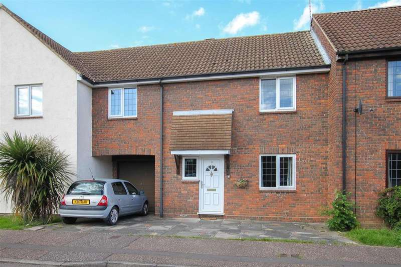 3 Bedrooms Terraced House for sale in Roding drive, Kelvedon hatch