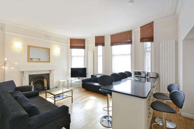 2 Bedrooms Flat for sale in Tavistock Chambers, Bloomsbury Way, Bloomsbury, London