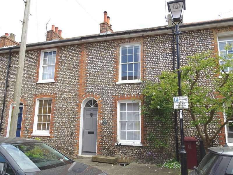3 Bedrooms Terraced House for sale in Washington Street
