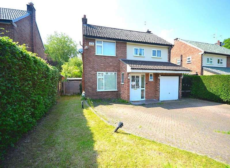 4 Bedrooms Detached House for sale in Queen's Road, Cheadle Hulme