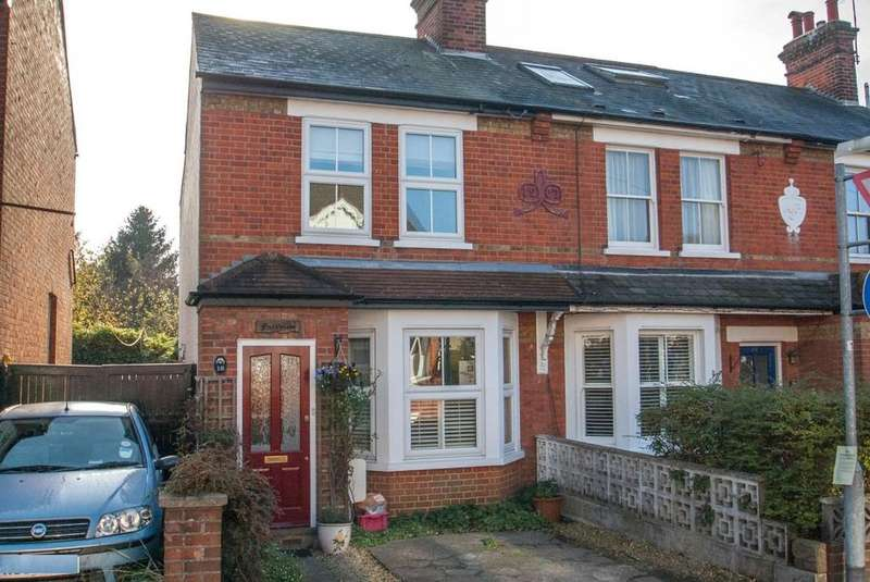 3 Bedrooms End Of Terrace House for sale in Park Road, Brentwood, Essex, CM14