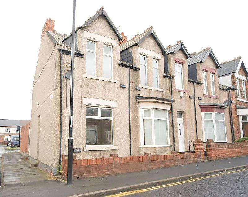 4 Bedrooms Terraced House for sale in Merle Terrace, Pallion