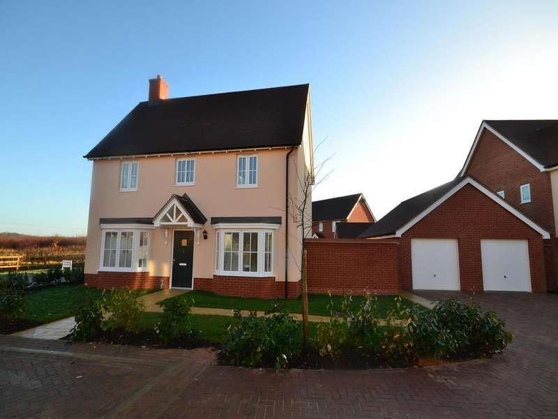 4 Bedrooms Detached House for sale in Clifford Smith Drive, Felsted, Essex, CM6