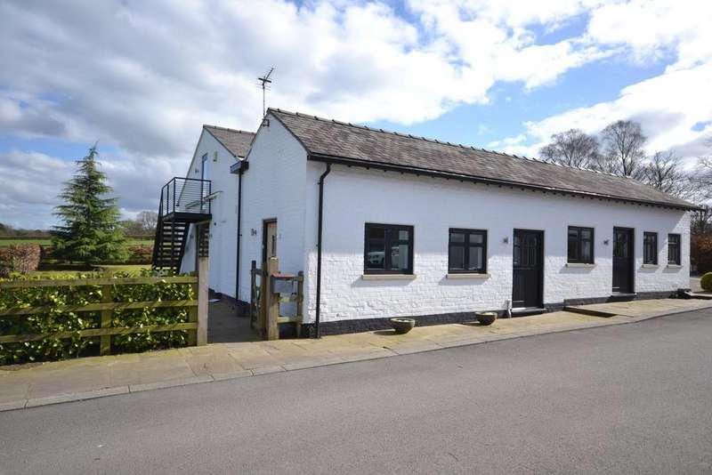 3 Bedrooms Semi Detached House for sale in Dunge Farm, Over Alderley, Macclesfield
