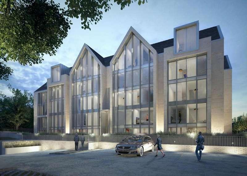 2 Bedrooms Apartment Flat for sale in Alderbank, Ashley Road, Altrincham