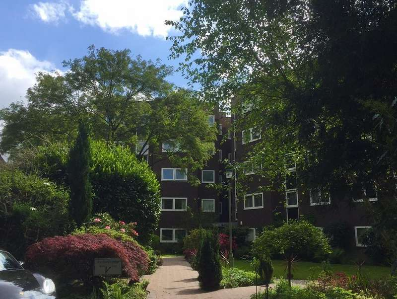 3 Bedrooms Apartment Flat for sale in Palatine Road, Didsbury
