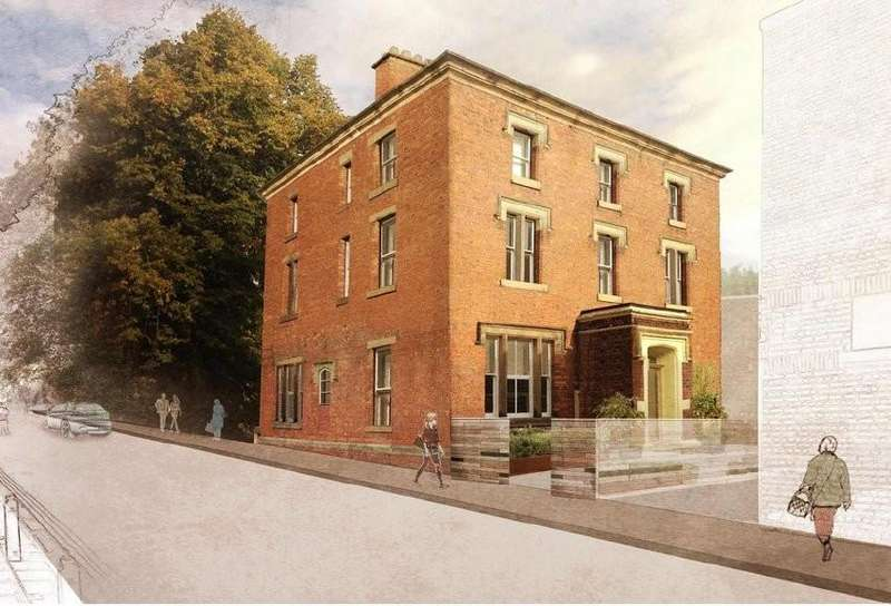 2 Bedrooms Apartment Flat for sale in Mary Street, Cheadle
