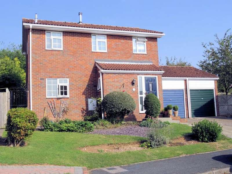 3 Bedrooms Detached House for sale in Ramsholt Close, North Waltham