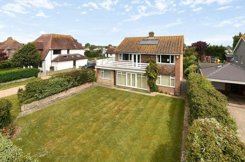 4 Bedrooms Detached House for sale in Clappers Lane, Earnley, PO20