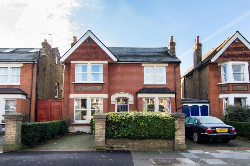 5 Bedrooms House for sale in Culmington Road, Ealing