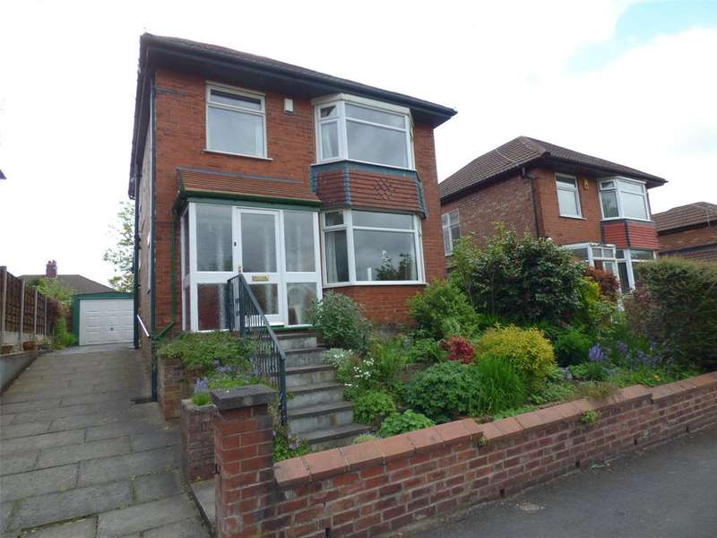 3 Bedrooms Detached House for sale in Carill Avenue, Moston, Manchester, M40