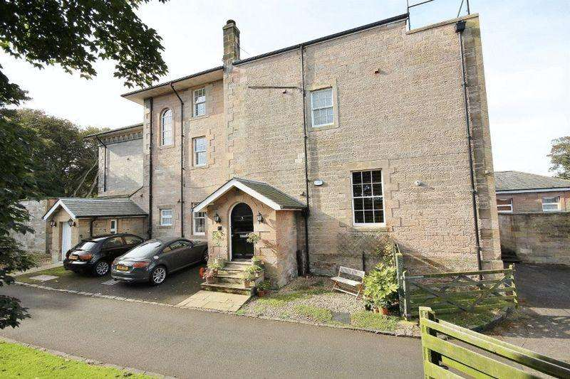 3 Bedrooms Semi Detached House for sale in Beadnell House, Beadnell, Chathill