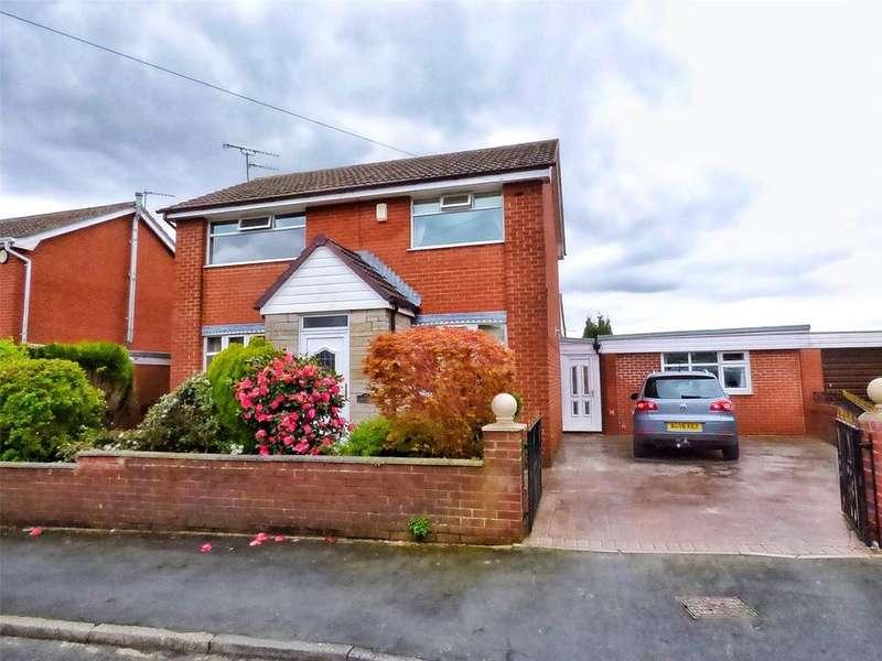 4 Bedrooms Detached House for sale in Longdale Close, Royton, Oldham, OL2