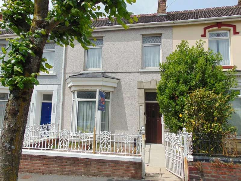 3 Bedrooms Terraced House for sale in Glenalla Road, Llanelli
