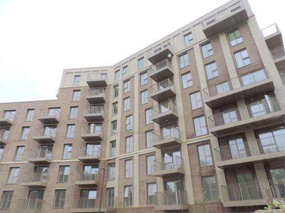 1 Bedroom Apartment Flat for sale in Dixie Court, Catford Green, Catford, SE16