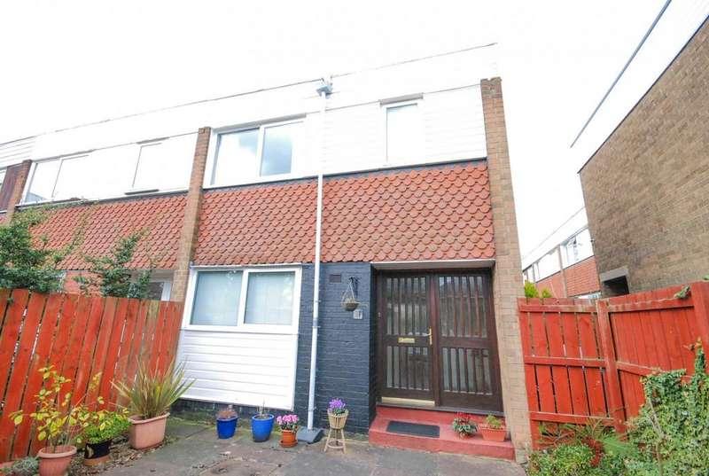 3 Bedrooms Semi Detached House for sale in Western Drive, Grainger Park