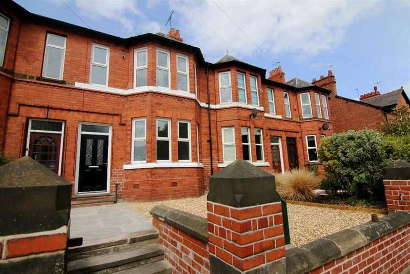3 Bedrooms Terraced House for sale in Whitchurch Road, Great Boughton