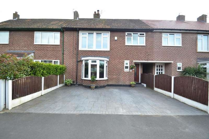 3 Bedrooms Terraced House for sale in Gawsworth Road, Manchester