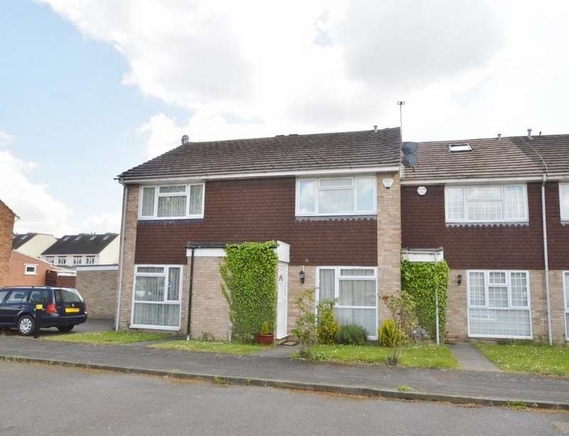 3 Bedrooms Terraced House for sale in Severn Crescent, Langley, SL3